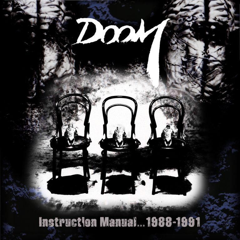 "PAZZ info - DOOM Best album ""Instruction Manual… 1988-1991"" 2016.9.21"