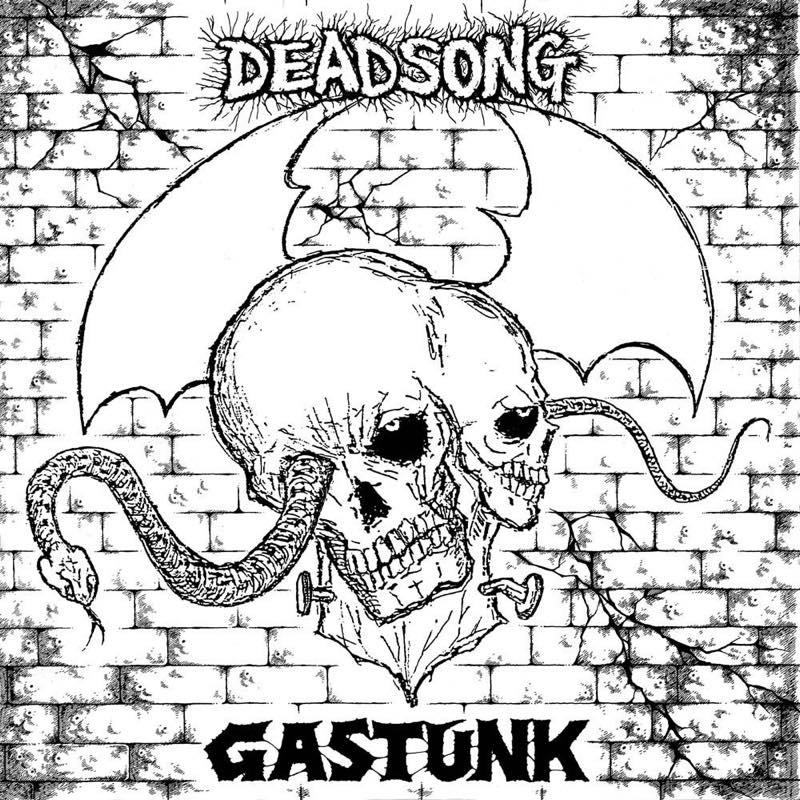 "GASTUNK 1stアルバム""DEAD SONG""完全再現決定!"