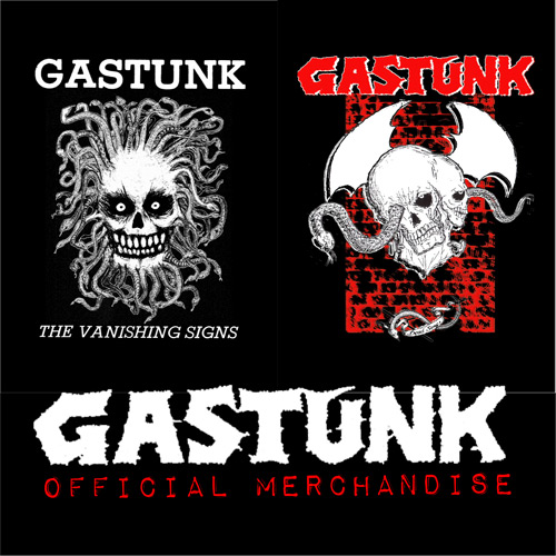 GASTUNK_OFFICIAL MERCHANDISE vol.03