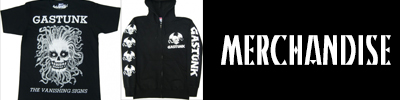 GASTUNK official site merchandise