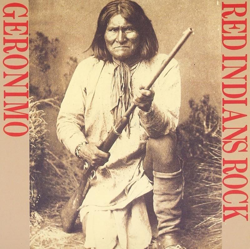 GERONIMO / Red Indian's Rock