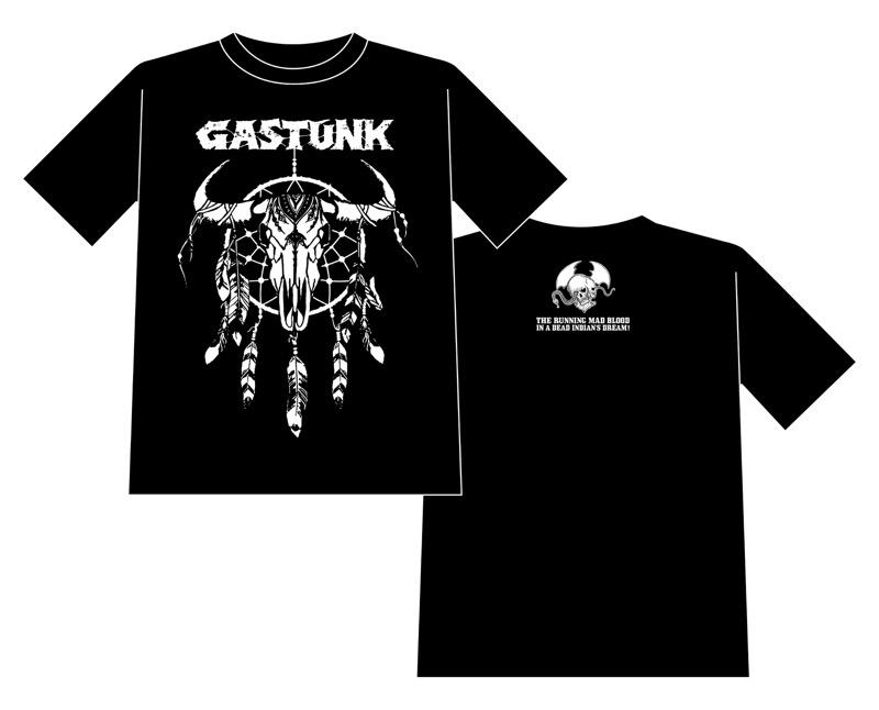 GASTUNK / New T-Shirt