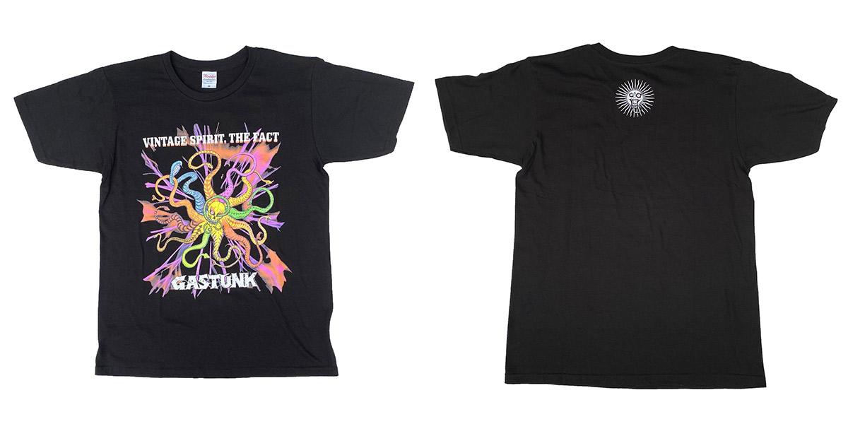 GASTUNK NEW Tシャツ